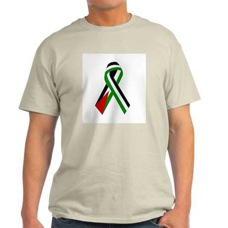 Palestinian Ribbon for Justice & Peace T-Shirt