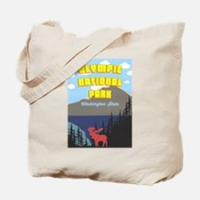 Olympic National Park. Tote Bag