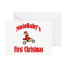 MotoBaby's First Christmas Greeting Card