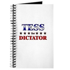 TESS for dictator Journal