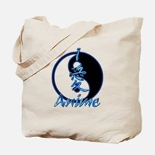 I Love Anime Tote Bag