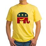 Banana Republicans Yellow T-Shirt