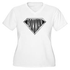 SuperBowman(metal) T-Shirt