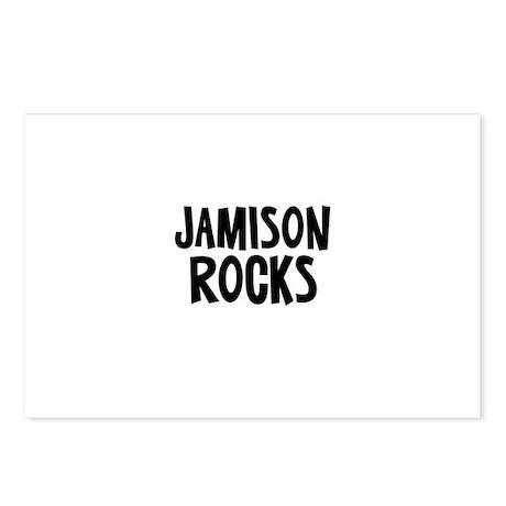 Jamison Rocks Postcards (Package of 8)