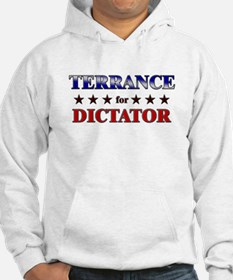 TERRANCE for dictator Hoodie