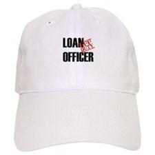 Off Duty Loan Officer Baseball Baseball Cap