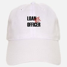 Off Duty Loan Officer Baseball Baseball Cap