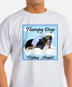 Aussie Therapy Dog T-Shirt