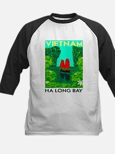 Ha Long Bay - Vietnam Print Baseball Jersey
