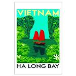 Ha Long Bay - Vietnam Print Poster