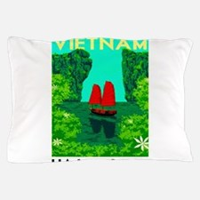 Ha Long Bay - Vietnam Print Pillow Case