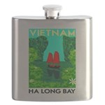 Ha Long Bay - Vietnam Print Flask