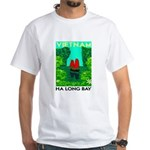 Ha Long Bay - Vietnam Print T-Shirt