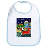 Saigon Travel and Tourism Print Bib