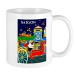 Saigon Travel and Tourism Print Mugs