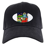 Saigon Travel and Tourism Print Baseball Hat