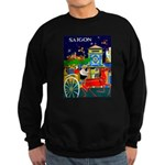 Saigon Travel and Tourism Print Sweatshirt
