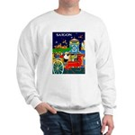 Saigon Travel and Tourism Print Sweater