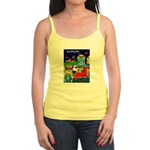 Saigon Travel and Tourism Print Tank Top