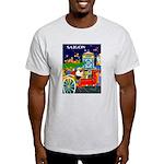 Saigon Travel and Tourism Print T-Shirt