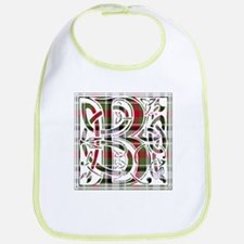 Monogram - Bruce of Kinnaird Bib