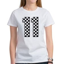 race car number 11 Tee