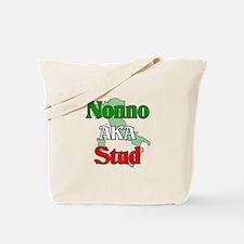 Nonno AKA Stud Tote Bag