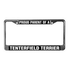 Tenterfield Terrier License Plate Frame