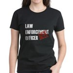 Off Duty Law Enf. Off. Women's Dark T-Shirt