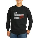 Off Duty Law Enf. Off. Long Sleeve Dark T-Shirt