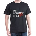 Off Duty Law Enf. Off. Dark T-Shirt