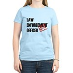 Off Duty Law Enf. Off. Women's Light T-Shirt