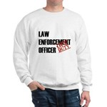 Off Duty Law Enf. Off. Sweatshirt