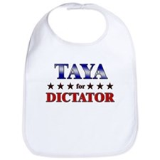 TAYA for dictator Bib