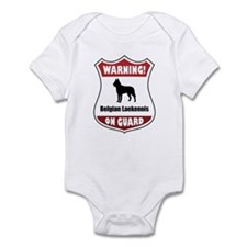 Laekenois On Guard Infant Bodysuit