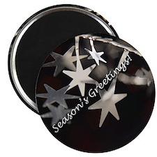 Season's Greetings - Stars Magnet