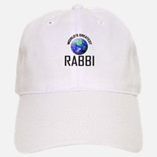 World's Greatest RABBI Baseball Baseball Cap