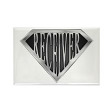 SuperReceiver(metal) Rectangle Magnet