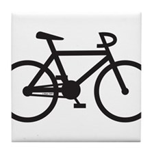 Klaar Bike Gear Tile Coaster