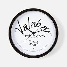 Valabar & Sons Wall Clock