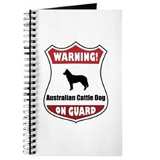 Cattle Dog On Guard Journal
