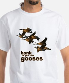Canada Goose Clothes:Honk! Shirt