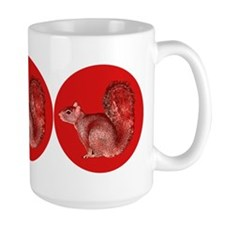I LOVE Squirrels Mug
