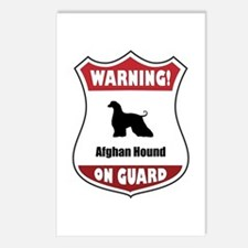 Afghan On Guard Postcards (Package of 8)