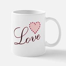 Love Script Mugs