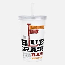 Unique Bluegrass Acrylic Double-wall Tumbler
