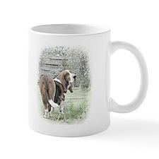 Banished Basset Mug