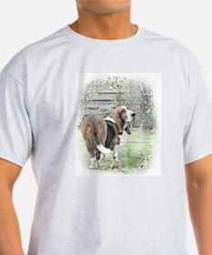 Banished Basset T-Shirt