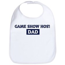 GAME SHOW HOST Dad Bib