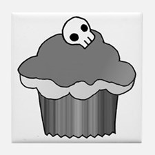 Cool Cake death Tile Coaster
